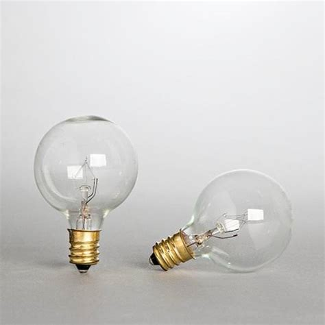 gerson 20303 patio string set replacement bulb