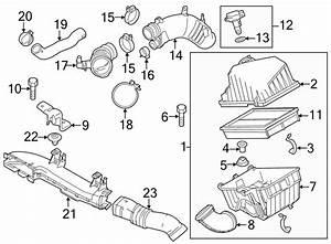 Mazda 3 Mass Air Flow Sensor  Mass Air Flow Sensor  Engine