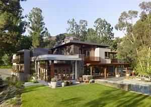 Green, Home, Modern, Green, Home, Design, For, Modern, Timber