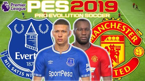 Everton vs Man Utd Prediction | English Premier League ...