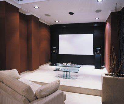 Custom Home Theater Systems Houston
