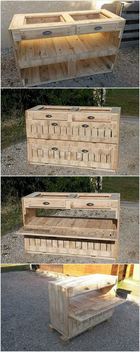 top  recycling ideas   wood pallets pallet