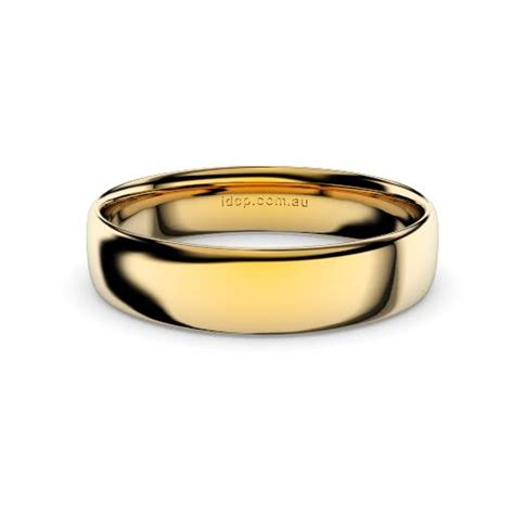 s classic wedding ring 5mm melbourne company