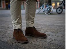 Review Loake Kempton in suede Stylefellow