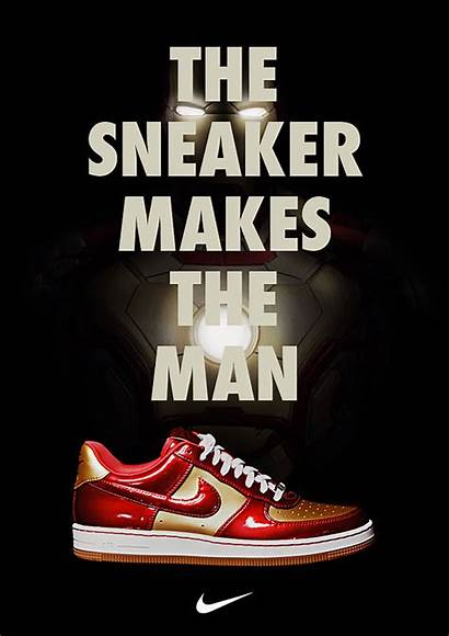 Nike Ad Ads Magazine Advertisements Brand Makes