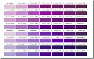 shades of purple | There are many shades of purple to ...
