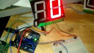 Arduino 7-segment Led Score Board