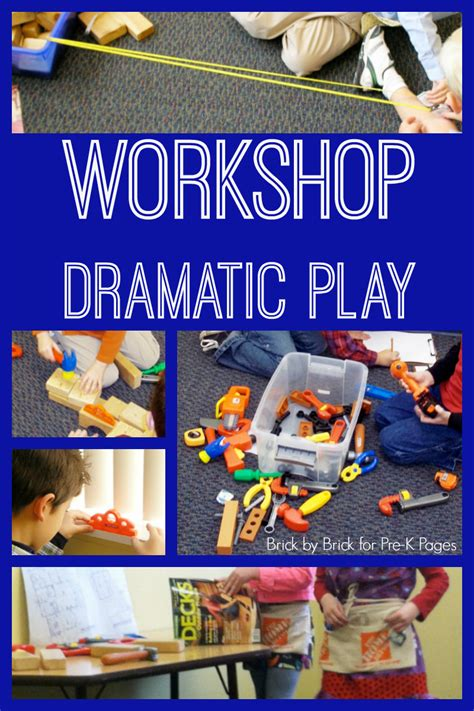 workshop dramatic play pre k pages 346 | workshop dramatic play for preschool