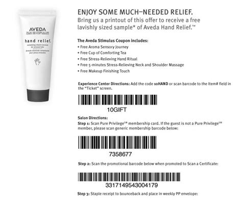 65870 Aveda Coupon Code by Aveda Coupon In Store Football Coupon Tips Uk