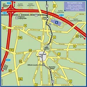 Messe Hannover Adresse : anfahrts und gel ndepl ne congress center leipzig ~ Orissabook.com Haus und Dekorationen