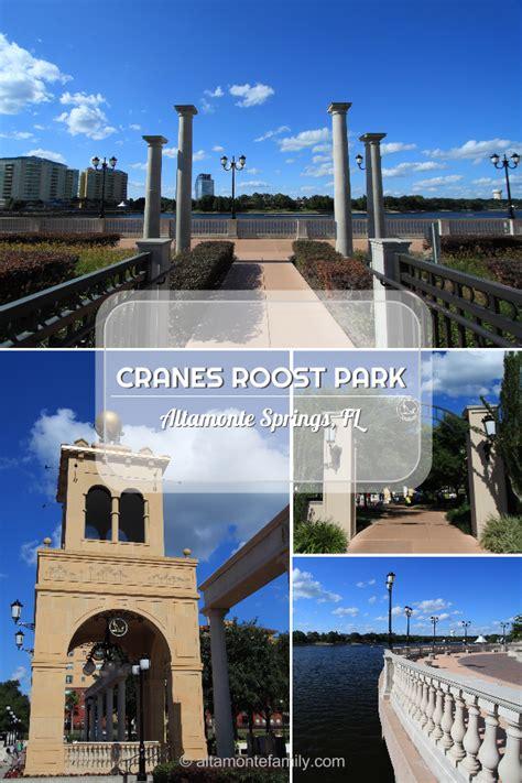 cranes roost park   renovation update altamonte
