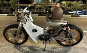 Custom Honda Street Cub