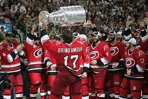The Cup Returns To Raleigh Hurricanes 10th Anniversary