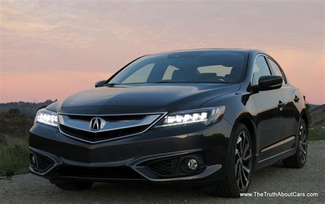 review 2016 acura ilx with video the truth about cars