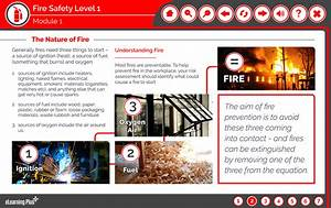 Fire Safety Level 1 - eLearning Plus