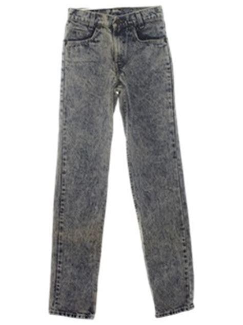 mens vintage  acid washed jeans  rustyzippercom