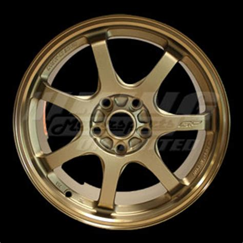 mugen gp forged wheel bronze finish
