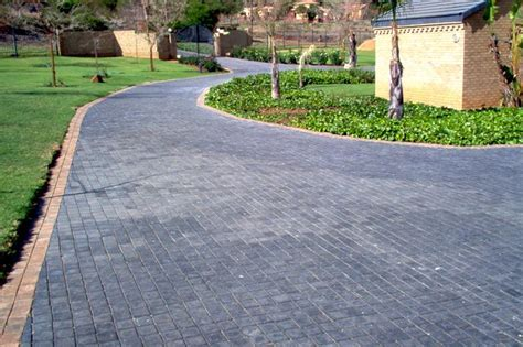 Driveway Paving   40 Mm   Wet & Dry Cast Paving Products