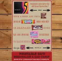 Boyfriend Anniversary Gift Ideas Candy