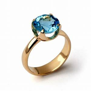 heavenly blue tones of topaz for perfect engagement rings With topaz wedding ring