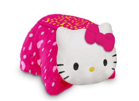 pillow pets lights as seen on tv lites hello kitty
