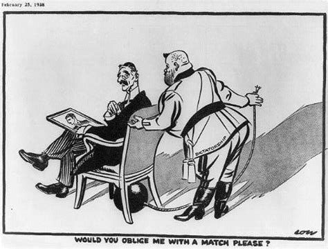 1938. 'would You Oblige Me With A Match Please?' British