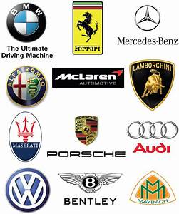 Luxury Car Logos #branding | Branding Identity | Pinterest ...