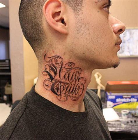 neck tattoos  men designs ideas  meanings tattoos