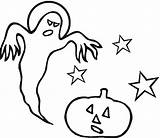 Ghost Coloring Pages Printable Bestcoloringpagesforkids sketch template