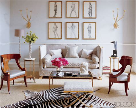 Chic Living Room Decorating Ideas And Design 7 Chic: Rug Over Carpets
