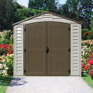 Abri De Jardin En Pvc : abri de jardin en pvc woodstyle premium 6 12m duramax ~ Edinachiropracticcenter.com Idées de Décoration