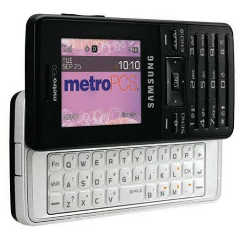metro pcs free phone metropcs launches the samsung r410 intomobile