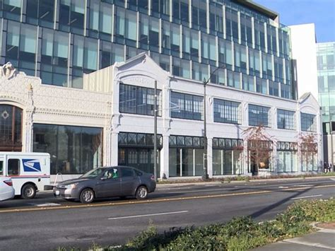 Landmark South Lake Union car dealership restored « Lake