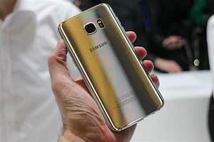 Galaxy S6 Edge Vs  Galaxy S7 Edge