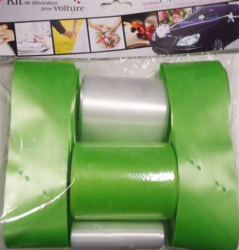 kit deco voiture mariage gifi kit d 233 coration de voiture mariage bleu turquoise