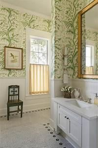 Wallpaper ideas to make your bathroom beautiful ward log