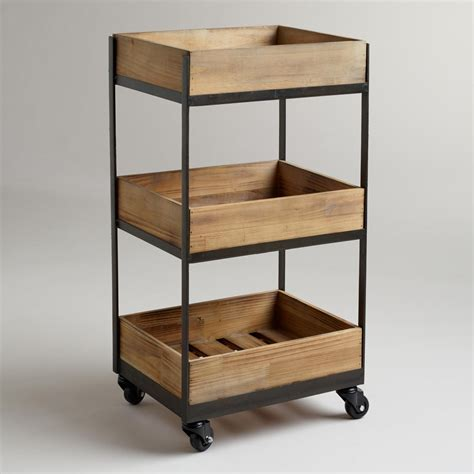 Table by stories claim your kitchen. Small Rolling Cart Coffee Table - Madison Art Center Design