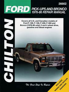 Ford Pick Up Manuals
