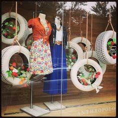 concevoir une vitrine de magasin volet 1 vitrine de With chambre bébé design avec ysl paris fleur de parfum