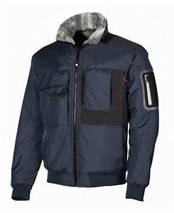 Blouson De Travail Homme : manteau de travail upower ~ Voncanada.com Idées de Décoration