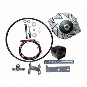 Akt0001 Alternator Conversion Kit For Ford 2n 8n And 9n W