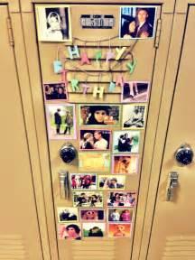 Birthday Locker Decorating Ideas