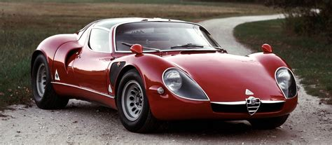 Five Alfa Romeo Cars That Will Bring A Smile On Your Face