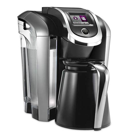 If your keurig machine is not brewing the amount of coffee you expect, the chances are that debris and coffee grounds have clogged the water line. Keurig K400 2.0 Coffee Maker Brewing System with Carafe (Certified Refurbished) - Walmart.com ...