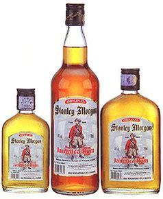 Rum - Stanley Morgan Jamaica Rum
