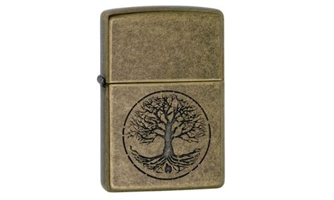 Zippo Tree Of Life Pocket Lighter-antique Brass Finish 29149 Antique Air Vent Registers White Wooden Chandelier Crystal Chandeliers Sligh Furniture Vanity Motorcycle Plates Maine Main Mall Medford Or Indian Miniature Paintings Doors Denver Colorado