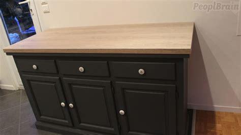 meuble bas cuisine avec plan de travail formidable meuble evier cuisine ikea 8 buffet bas avec