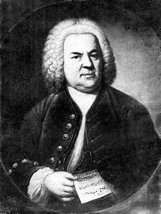 The Face Of Bach  The Portrait Of Bach That Was Lost In