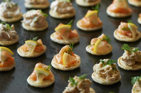 summer canapes smoked salmon recipes archives the ross jr