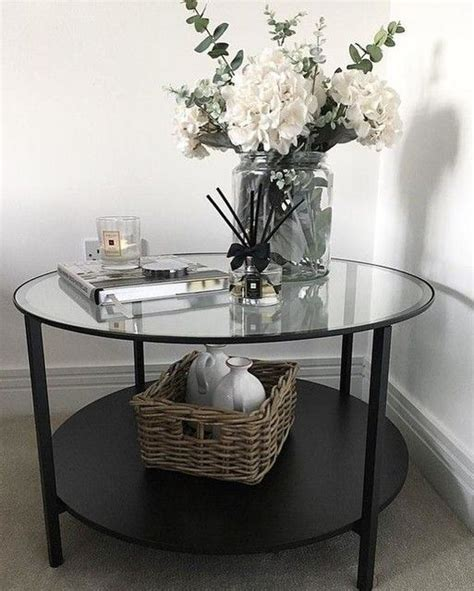 Shop with afterpay on eligible items. LIATORP Coffee table - white, glass 93x93 cm
